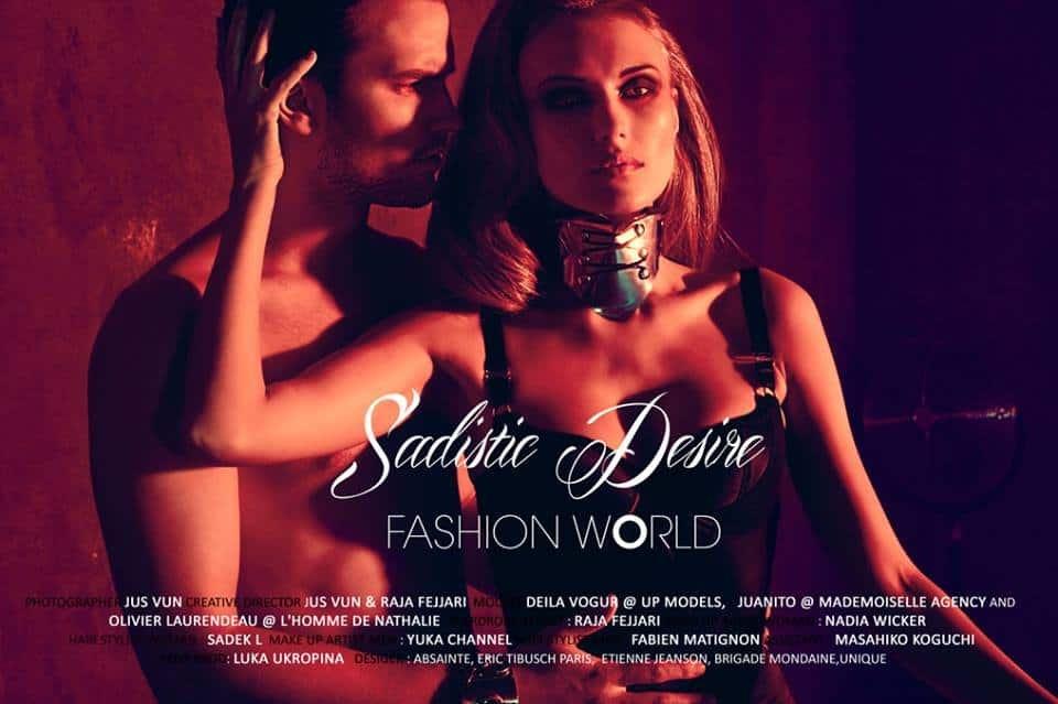 Revista FASHION WORLD por Jus Vun | Brigada Mondaine