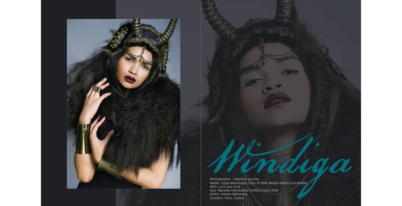 Журнал DEVOUR от Delphine Ayache | Бригада Mondaine
