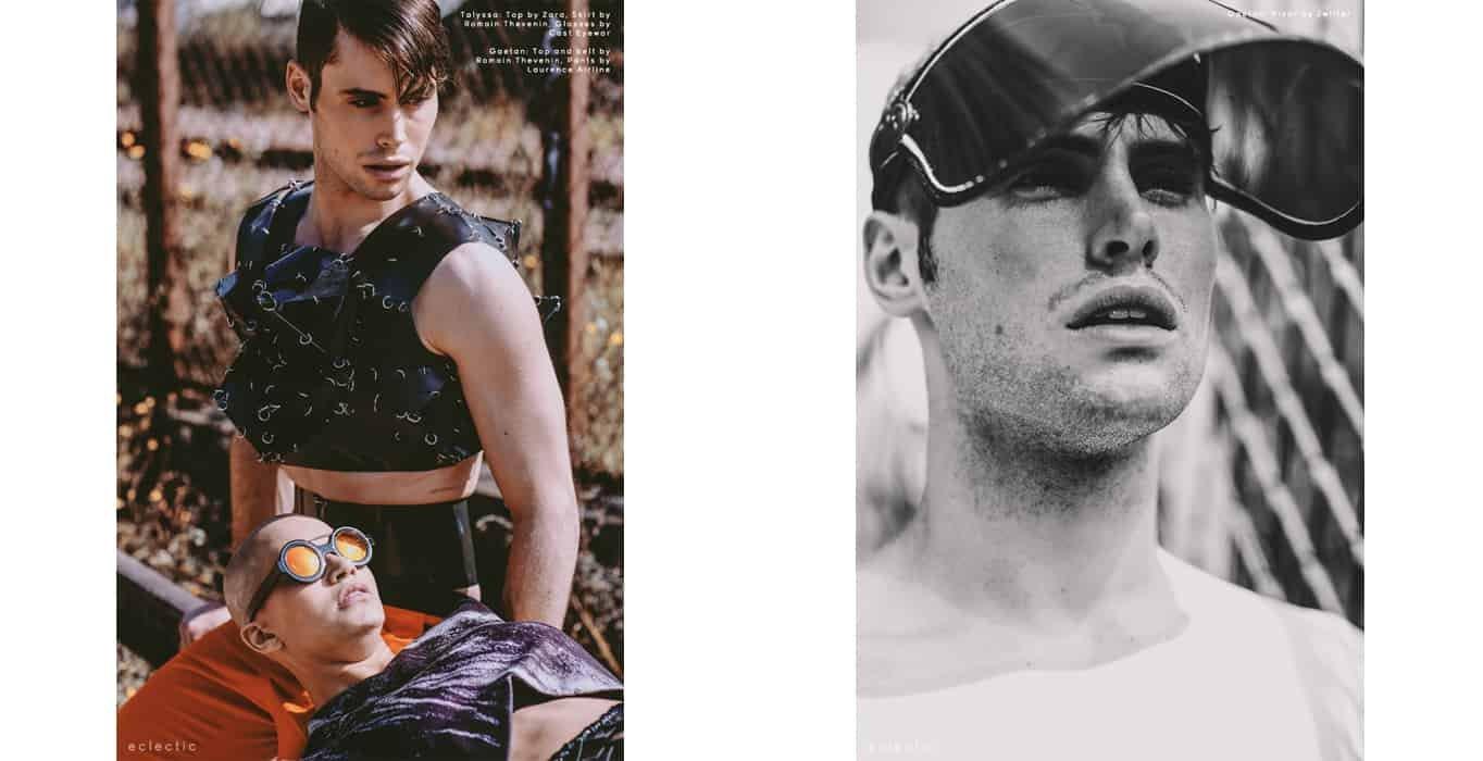 Revista ECLECTIC por Ben Fohrer | Brigada Mondaine
