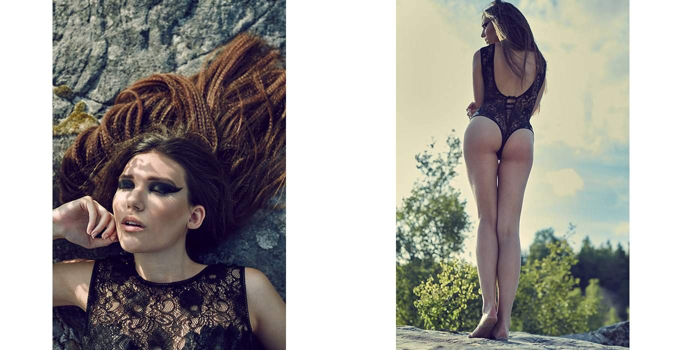 EVER Magazine & Mathilde Simone для бригады Mondaine