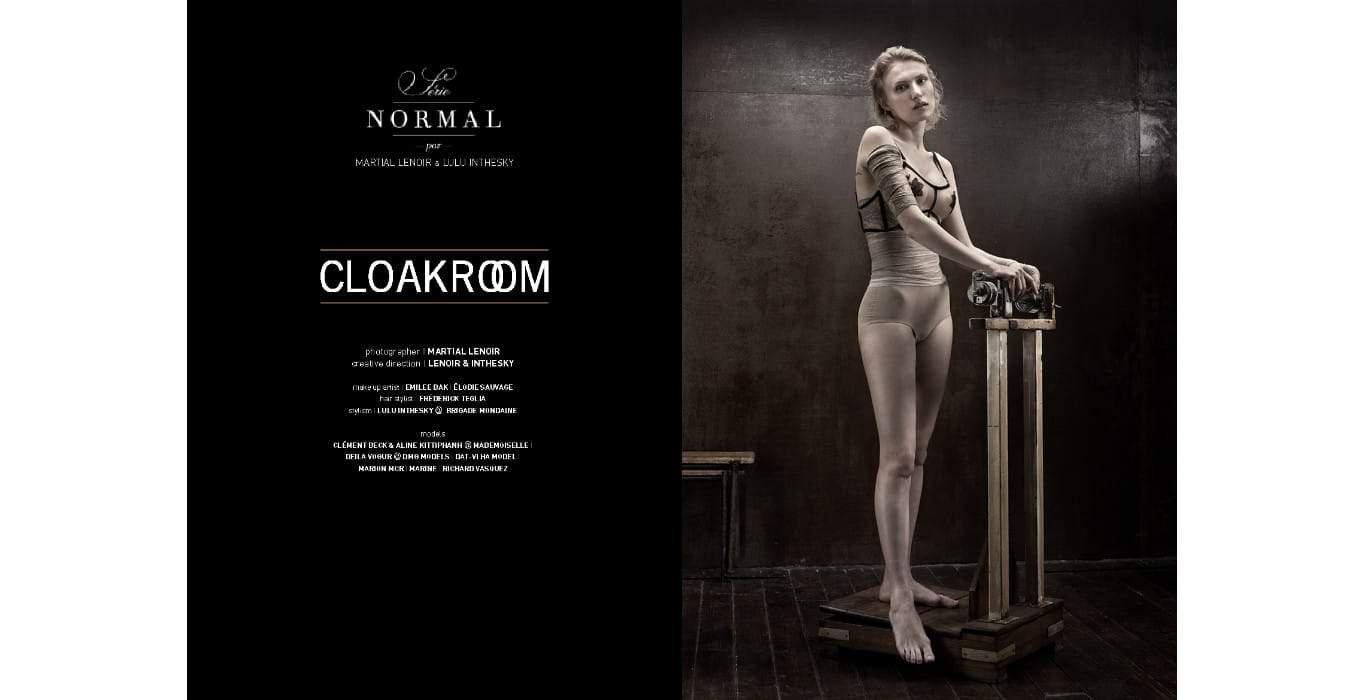 NORMAL Magazine par Martial Lenoir | Brigade Mondaine