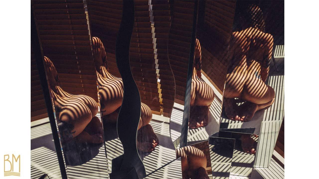Ад Ненависть фотография Ян Сенез украшения для тела Грибки