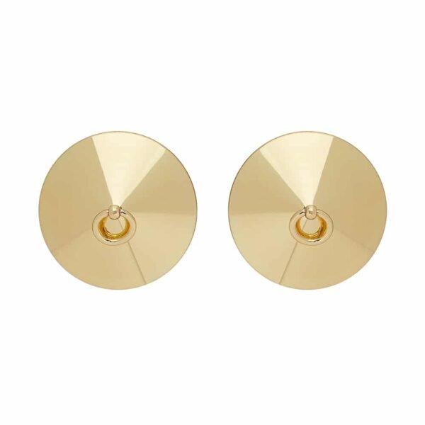 Золотые соски с золотым центральным кольцом БОРДЕЛЬ на 1ТП5Т