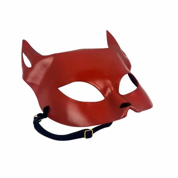 Эротическая маска Red Fox от E.L.F Zhou Лондон на Brigade Mondaine