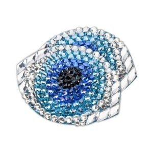 Strass Nippies Blue Eye Shaped Gaze by Ruthel Melbourne на выставке 1ТП5Т.