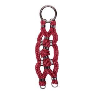 Шибари бондаж узловой веревки браслет красный бордовый Рисунок А при 1ТП5Т